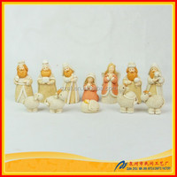Wholesale Newest Christian Jesus Nativity Scene Arts and Craft