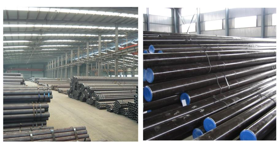 DIN10305 ASTM A 106 Gr.B Cold rolled precision seamless steel tube