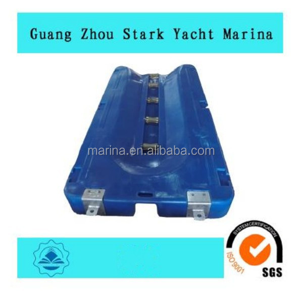 High quality magic floating dock for jet ski in HDPE plastic blue colour in guangzhou