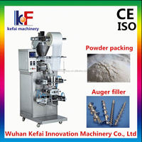 flavored powder for shakes packing machine