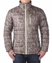 Fashion reversible men casual camo outdoor waterproof coaches jacket