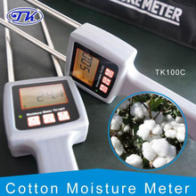 High Quality Wholesale Custom Cheap 4 digital LCD cotton moisture meter ms7100c with high quality