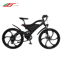 TOP E-cycle 26 inch electric lithium battery powered cheap electric bike/mountain ebike