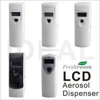 Automatic LCD Aerosol dispenser for HOME & HOTEL & PLAZA