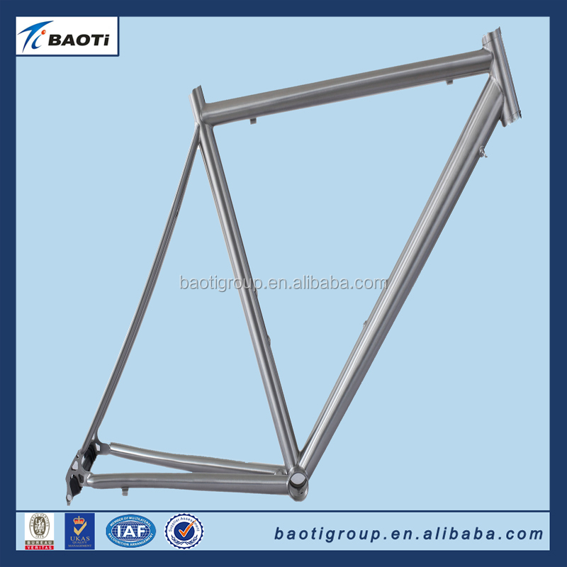 BAOTI hot sale titanium alloy bike frame