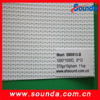 full color perforated film, UV printing one way vision sticker