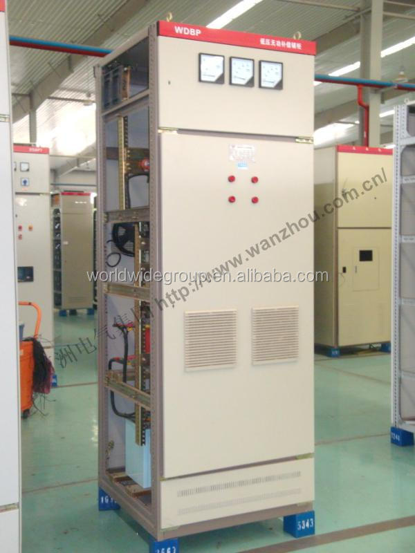 high voltage reactive power auto compensation controller