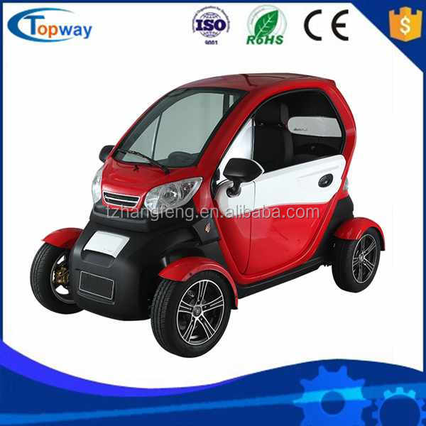 electric vehicle 4 wheels mini car electric for adults passengers with mp3