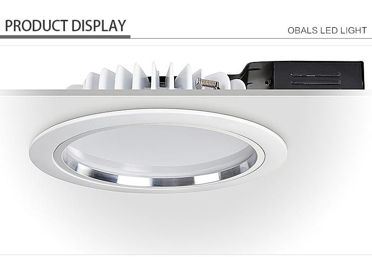 Professional supplier trimless camera surface ceiling spot downlight led