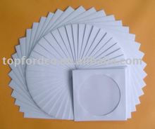 CD/DVD 100g/120g White Paper Sleeve