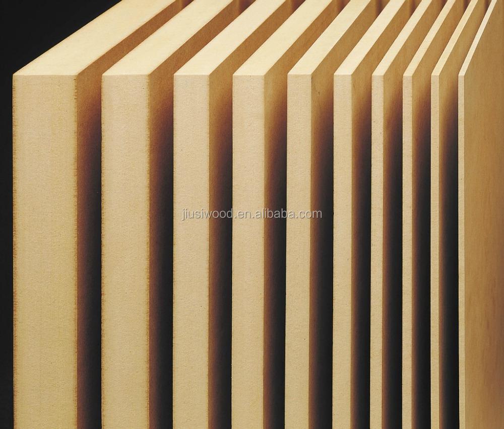 High quality fiberboard medium density mdf
