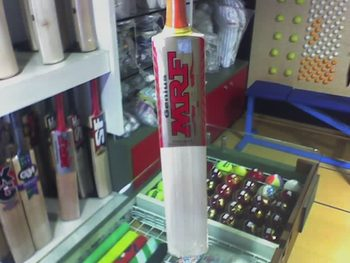 Mrf Cricket Bat