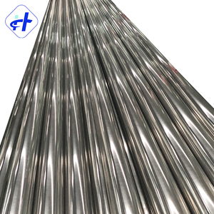 Factory perforated stainless steel pipe tube price per kg