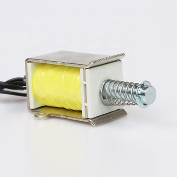Made In China DC 12.0~24.0V Miniature Solenoid Electromagnets