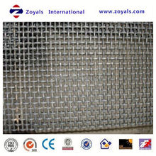 "1/5 "" aperture/opening crimped wire mesh Exporter ISO9001"