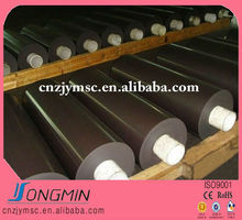 custom plain brown flexible rubber magnet sheeting