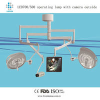 Overhead OT lights with camera function LW-LED700/500