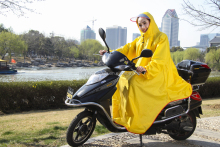 High Quality oxford Motorcycle Poncho Cheap Raincoat Wholesale Rain suit For Adult