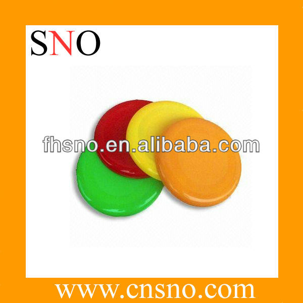 magic promotional plastic frisbee disc