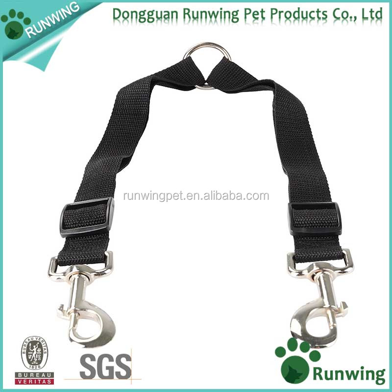 No Tangle Dog Coupler, Double Dog Walker and Trainer Leash for Two Dogs