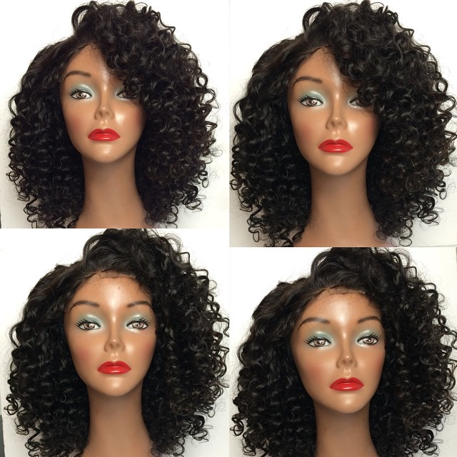 OEM/ODM manufacturer wig for middle age women 87 human remy hair a87 swiss lace full lace wig
