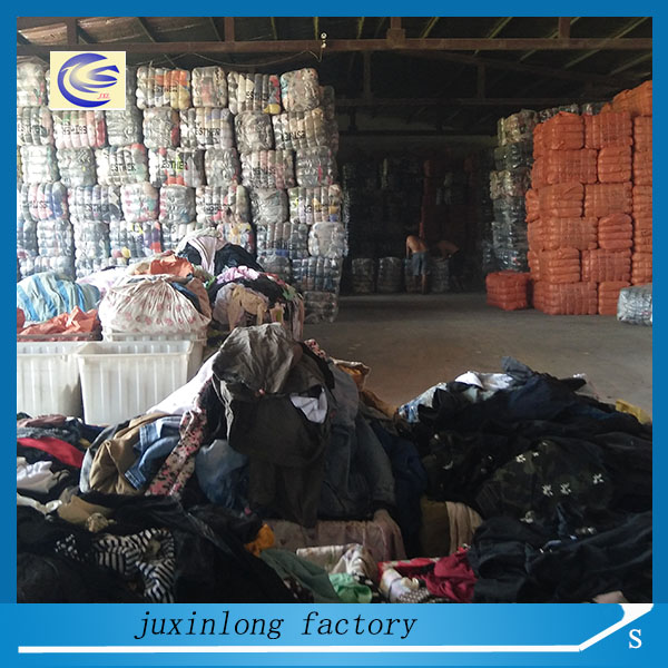 bales of tropical summer mixed used clothing /second hand clothing for sale