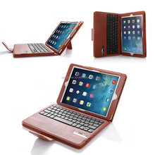 Bluetooth 3.0 wireless bluetooth keyboard for iPad Air bluetooth keyboard case