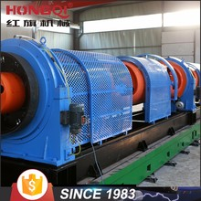 China manufacture supply 1+6 efficient electrical wire cable making machine