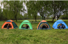 OEM 3-4 Person Waterproof Auto Camping Tents for Sale