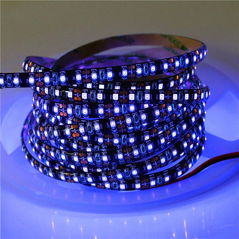 Super bright smd5050 led bar light for decoration lighting aluminum profile 12v rigid led strip any length customized acceptable