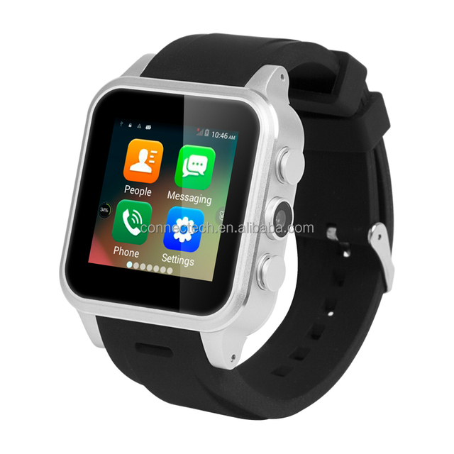 1.54 Inch IPS Screen 3G Android Smart Watch Phone With Camera