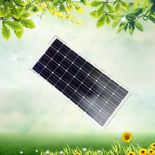 China high quality cheapest price solar energy 100 watt mono solar panel