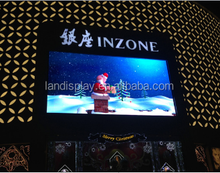 True color P6 newly technology digital led display board project