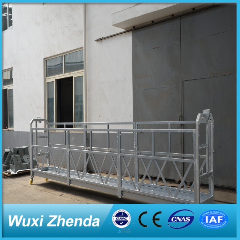 High Quality 7.5m Mobile Construction Lift for Window Fabrication