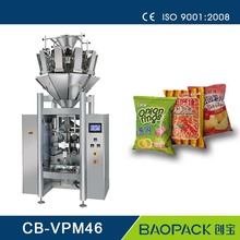 CB-VPM46 shrimp chips packing machinery