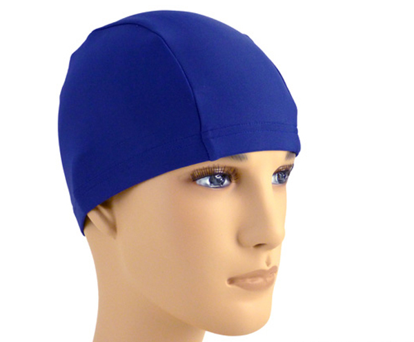 hot swimming cap fabric bathing cap fabric lycra for swiming wear/suit