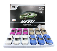 Top sale 1:32 metal model cars for children like