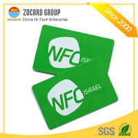 Printed For Mobile App NTAG216 NFC Card