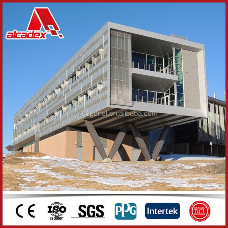 materiales de construccion innovadores acm acp