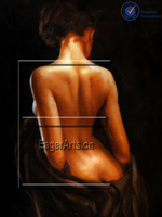 Wholesale Hand Made Modern Nude Oil Painting