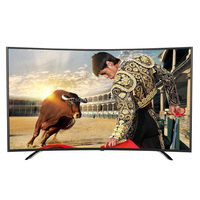 super big large screen ultra slim smart LED/ LCD TV television