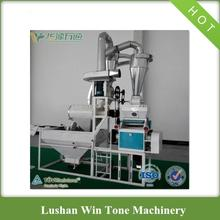 Small Scale Maize Corn Wheat Flour Milling Machine for Sale