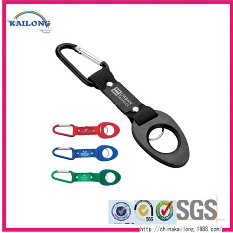 China Wholesale Hiking Aluminum Karabiner 50Mm Carabiners