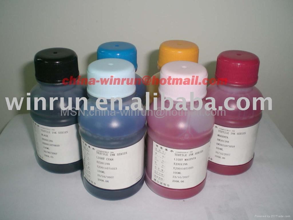 Sublimation ink for R210/R230R270/Pro 4800/7800/9800