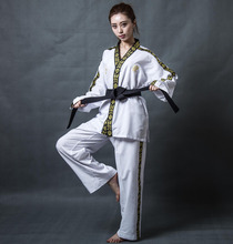 Wholesale ITF Taekwondo Uniform TKD Instructor GI