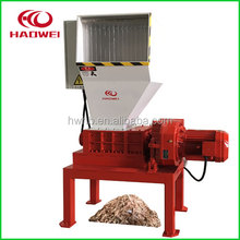 Recycled plastic granules crusher machine for sale with stainless steel blades