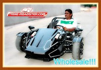 Chain Transmission Drift Trike 250cc for Racing (TR2501)