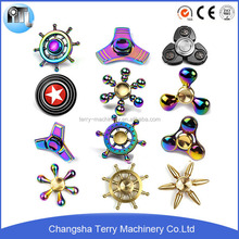 metal/alloy/brass bearing spinner