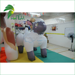 Giant Inflatable Cartoon Party Sheep For Sale