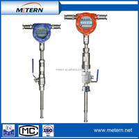 2015 hot sales thermal mass flow meter dn250 offer
